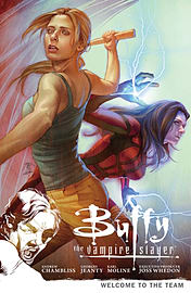 Buffy the Vampire Slayer Volume 1: Long Way Home (Paperback) Books