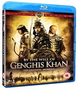 By The Will Of Genghis Khan Blu-ray [2009] Blu-ray