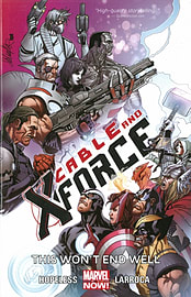 Cable and X-Force Volume 4: Vendetta (Marvel Now) (Paperback) Books