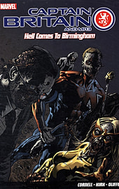 Captain Britain and MI13: Vampire State (Paperback) Books