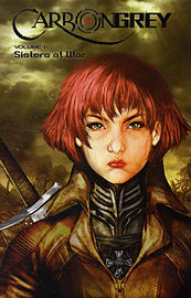 Carbon Grey Volume 2: Daughters of Stone TP (Paperback) Books