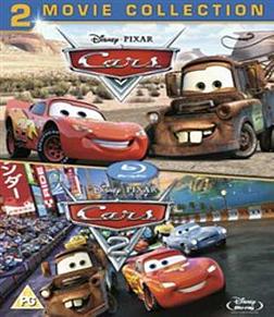 Cars & Cars 2 Box Set [Blu-ray] Blu-ray