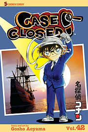 Case Closed 43 (Paperback) Books