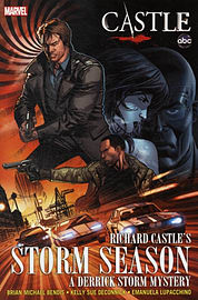 Castle: Richard Castle's Deadly Storm (Marvel Premiere Editions) (Hardcover) Books
