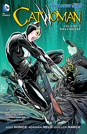 Catwoman Volume 2: Dollhouse TP (The New 52) (Catwoman (DC Comics Paperback)) (Paperback) Books