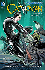 Catwoman Volume 2: No Easy Way Down TP (Paperback) Books
