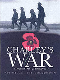 Charley's War: 2 June-1 August 1916 (Hardcover) Books
