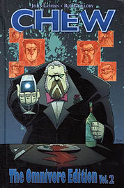 Chew Omnivore Edition Volume 3 HC (Hardcover) Books