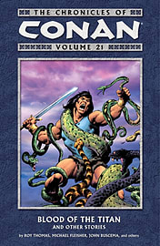 The Chronicles of Conan Volume 22: Dominion of the Dead and Other Stories (Paperback) Books