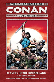 The Chronicles of Conan Volume 23: Well of Souls and Other Stories (Paperback) Books