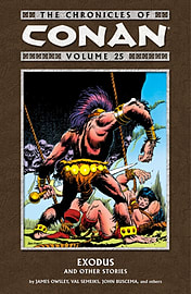 The Chronicles of Conan Volume 26: Legion of the Dead and Other Stories (Paperback) Books