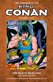 The Chronicles of King Conan Volume 6: A Death in Stygia and Other Stories (Paperback) Books