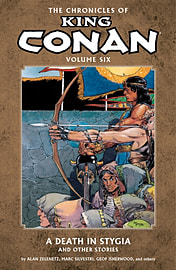 The Chronicles of King Conan Volume 7: Day of Wrath and Other Stories (Paperback) Books