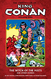 The Chronicles of King Conan Volume 3: The Haunter of the Cenotaph and Other Stories (Conan the Barb Books
