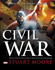 Civil War TPB (Graphic Novel Pb) (Paperback) Books