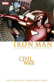 Civil War: The Road To Civil War TPB (Graphic Novel Pb) (Paperback) Books