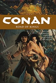 Conan Volume 11: Road of Kings (Conan (Dark Horse)) (Paperback) Books