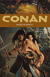 Conan Volume 12: Throne of Aquilonia HC (Conan (Dark Horse)) (Hardcover) Books