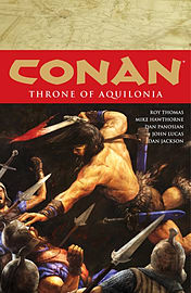 Conan Volume 12: Throne of Aquilonia (Paperback) Books