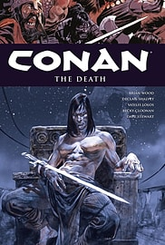 Conan Volume 15: The Nightmare of the Shallows HC (Conan (Dark Horse Unnumbered)) (Hardcover) Books