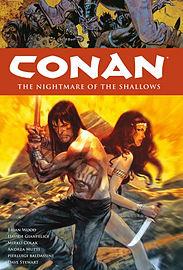 Conan Volume 6: Hand of Nergal: Hand of Nergal v. 6 (Conan (Dark Horse)) (Paperback) Books