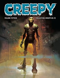 Creepy Archives Volume 16 (Hardcover) Books