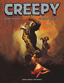Creepy Archives Volume 18 (Hardcover) Books