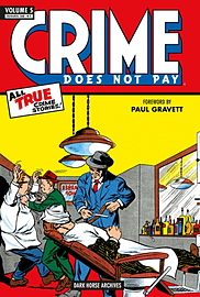 Crime Does Not Pay Archives Volume 6 (Hardcover) Books