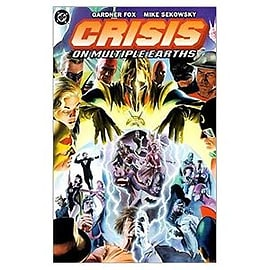 Crisis On Multiple Earths TP Vol 01 (Paperback) Books