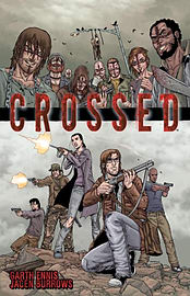 Crossed Volume 8 TP (Paperback) Books