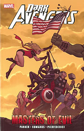 Dark Avengers: The End is the Beginning (Paperback) Books