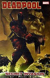 Deadpool Volume 2: Dark Reign TPB (Graphic Novel Pb) (Paperback) Books
