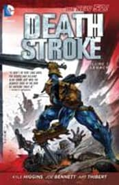 Deathstroke TP Vol 01 Legacy (Paperback) Books