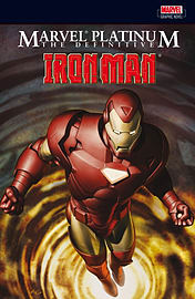 Marvel Platinum: The Definitive Iron Man: Reloaded (Paperback) Books