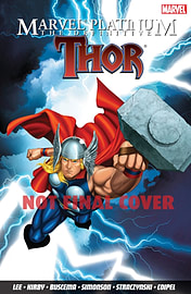 Marvel Platinum: The Definitive Thor 2 (Paperback) Books
