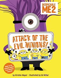 Despicable Me 2: Attack of the Evil Minions! (Paperback) Books
