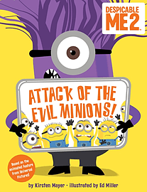 Despicable Me 2: Meet the Minions: 1 (Passport to Reading: Level 2) (Paperback) Books