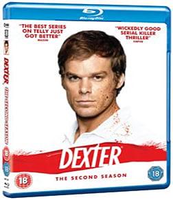 Dexter - Season 2 [Blu-ray] [Region Free] Blu-ray