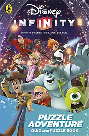 Disney Infinity: The Official Sticker Book (Paperback) Books