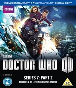 Doctor Who - Series 7 Part 2 [Blu-ray] Blu-ray