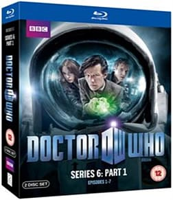 Doctor Who Series 6 - Part 1 [Blu-ray] [Region Free] Blu-ray