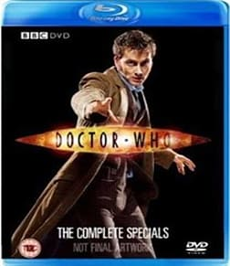 Doctor Who: The Complete Specials [Blu-ray] [Region Free] Blu-ray