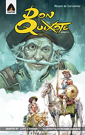 Don Quixote Volume 1 (Paperback) Books