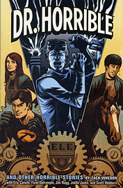 Dr. Horrible's Sing-Along Blog: The Book (Paperback) Books