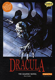 Dracula The Graphic Novel: Quick Text (British English) (Paperback) Books