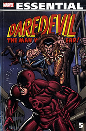 Essential Daredevil Volume 6 (Paperback) Books
