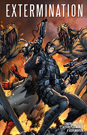 Extermination Vol. 2 (Paperback) Books