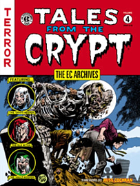 The EC Archives: The Vault of Horror Volume 3 (Hardcover) Books
