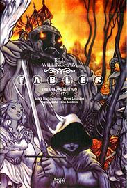 Fables Deluxe Edition Volume 6 HC (Fables (Vertigo)) (Hardcover) Books
