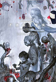 The Fables Encyclopedia HC (Hardcover) Books